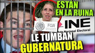 ¡ÚLTIMA HORA! CAE Samuel García Ante Las Autoridades Por DELITOS ELECTORALES ¡PAGARA $55 MILLONES!
