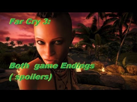 Far Cry 3: Both Endings (Spoilers) Join Citra + Saving ...