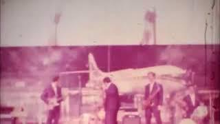 Johnny Hallyday Concert à Mamers en 1962