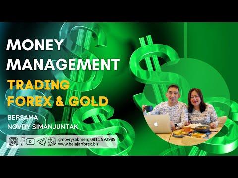 Belajar Trading Forex Gold:  Money Management (Akuntansi Trading)