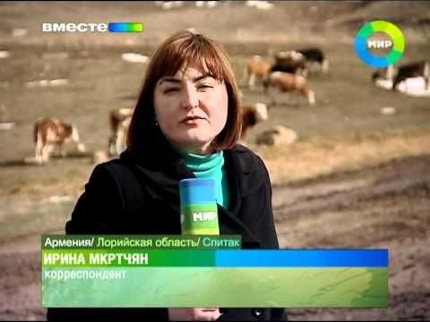 Сельскохозяйственный кризис в Армении. Эфир 17.04.2011