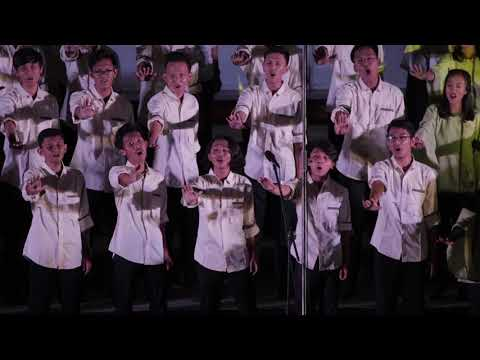Unpad Choir Bohemian Rhapsody  13th Intern Concert 'enchanting Chants'
