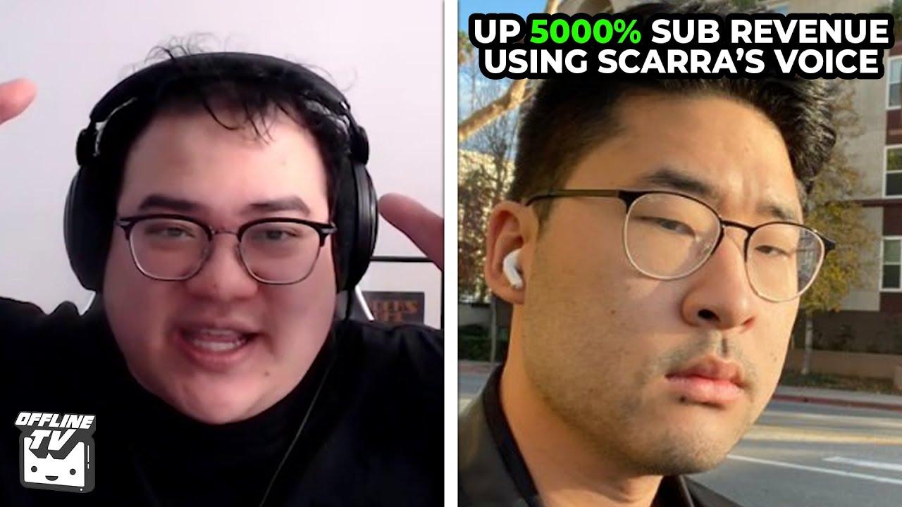 Scarra's Voice Clip Business