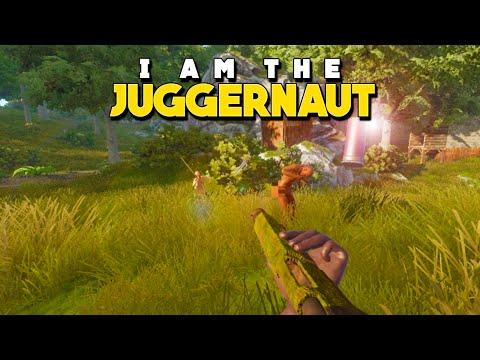 I Am The JUGGERNAUT! (Rust)