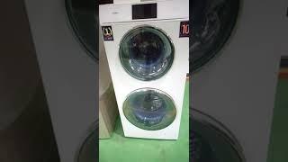 Haier washing machine fully au…