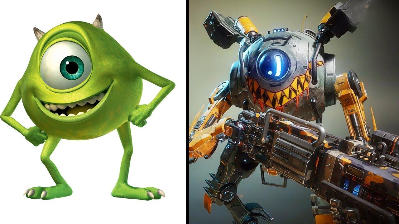 Asi Se Verian Estos 5 Personajes Animados Si Fueran Robots