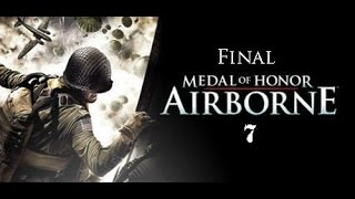 Прохождение Medal of Honor: Airborne Часть 7 (Финал)
