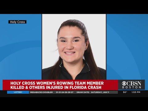 Ashlee - Holy Cross Women's Rowing Team Member Killed In Florida Crash