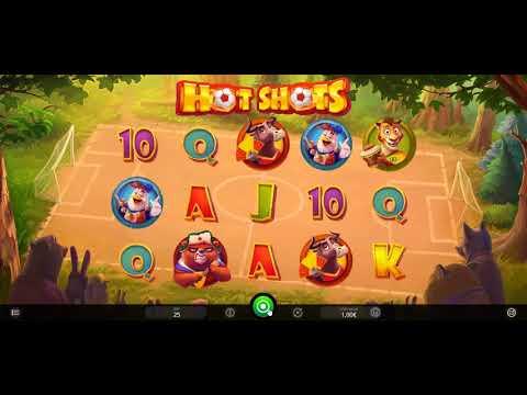 Hot Shots (iSoftBet )