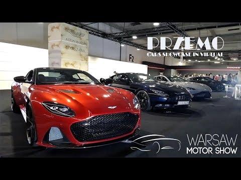 WARSAW MOTOR SHOW 2019  | PRZEMO SHOWCASE