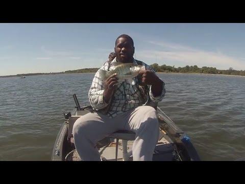 Slab Snatchin With The Lake Record Holder  ***Bonus 14 Inch Slab***