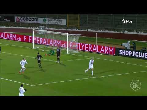 Lugano Zurich Goals And Highlights