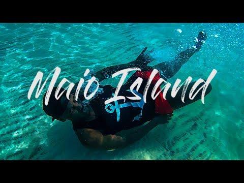 MAIO ISLAND - CABO VERDE