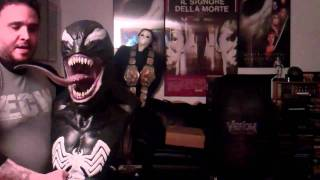 Baixar Frankie Love Presents The Epic Unboxing Of The Sideshow Collectibles Venom Life Size Bust