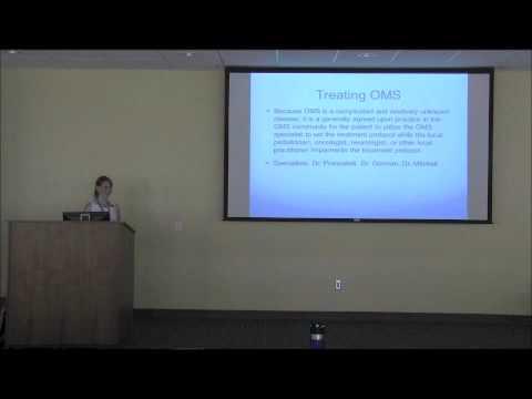 Opsoclonus Myoclonus Syndrome (OMS) Presentation