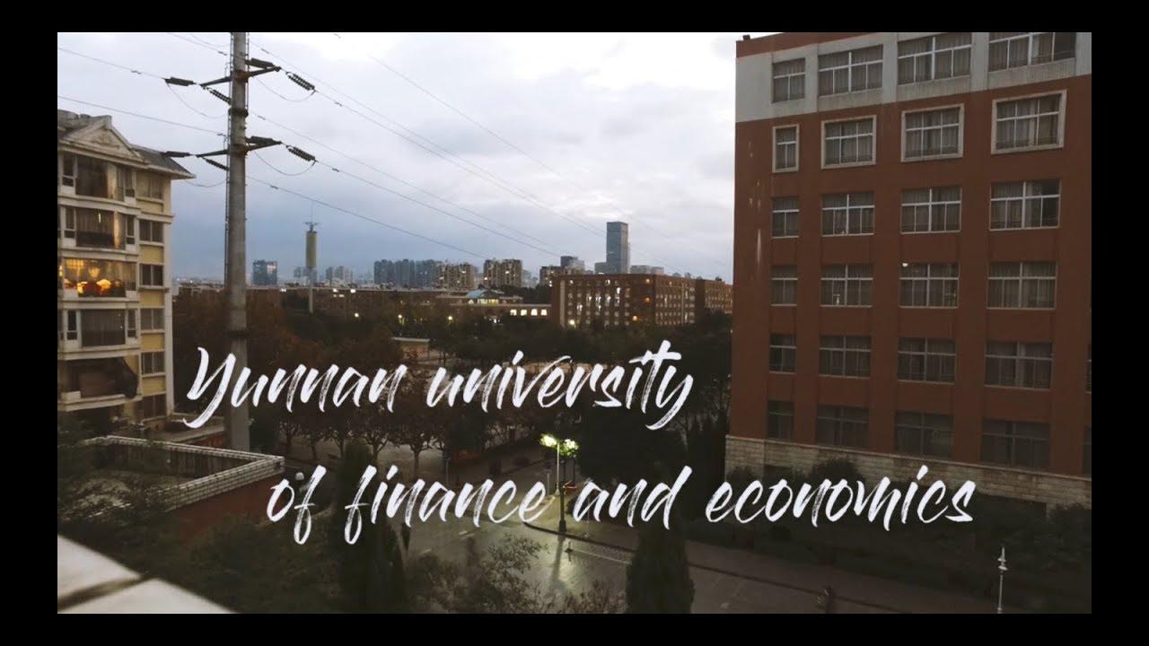 [DU HỌC TRUNG QUỐC] Trường của tớ có gì – Đại học Kinh tế Tài chính Vân Nam
