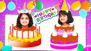 Katy Cutie and Birthday Party - Birthday Video Collection with Ashu