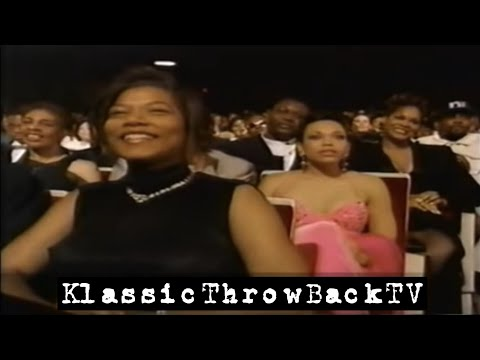 Throwback: Cast of Living Single vs Martin 1996