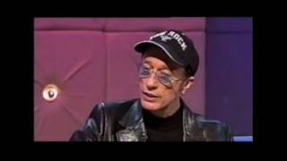 Robin Gibb live on Kelly 2003