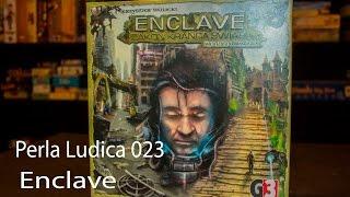 Perla Ludica 023 - Enclave