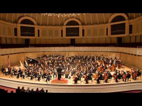 BERNSTEIN: Fancy Free: Three Dance Variations / CYSO's Symphony Orchestra · Tinkham