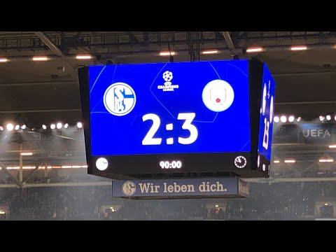 Schalke 2-3 Man City | Three Two to the ten men!