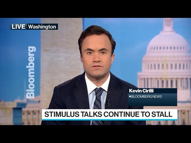 Stimulus Talks Stalled With Both Sides Far Apart