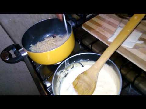 Naija Baby Food TV - Mac and Cheese