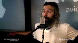 """Grooveshark Sessions on The Lennon Bus: Matisyahu - """"Temple"""""""