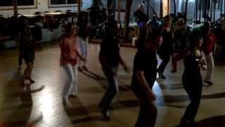 ballo di gruppo BADA BAMBINA jive coreo by Latinsnap Luana