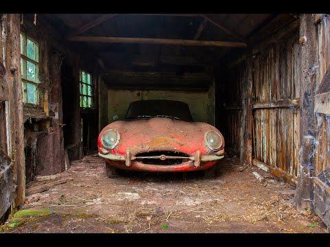 BARN FIND | 1964 Jaguar E-Type