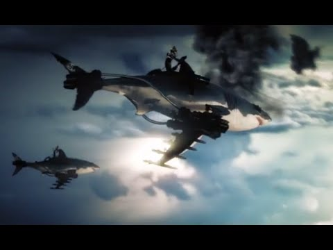 SKY SHARKS Official Trailer (2017) Nazi Sharks Horror Movie HD