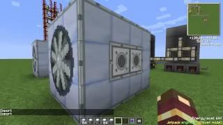 Minecraft 1.5.2 - Гайд: паровая турбина (steam turbine, GregTech) + Бойлеры RailCraft(, 2013-09-05T10:26:29.000Z)