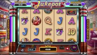 NextGen - Jukepot Online Slot - Wild & Sticky Reels