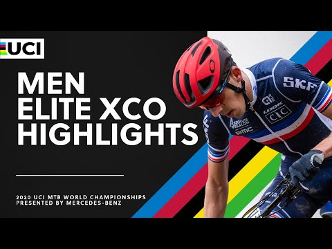 Men Elite XCO Highlights | 2020 UCI MTB World Championships