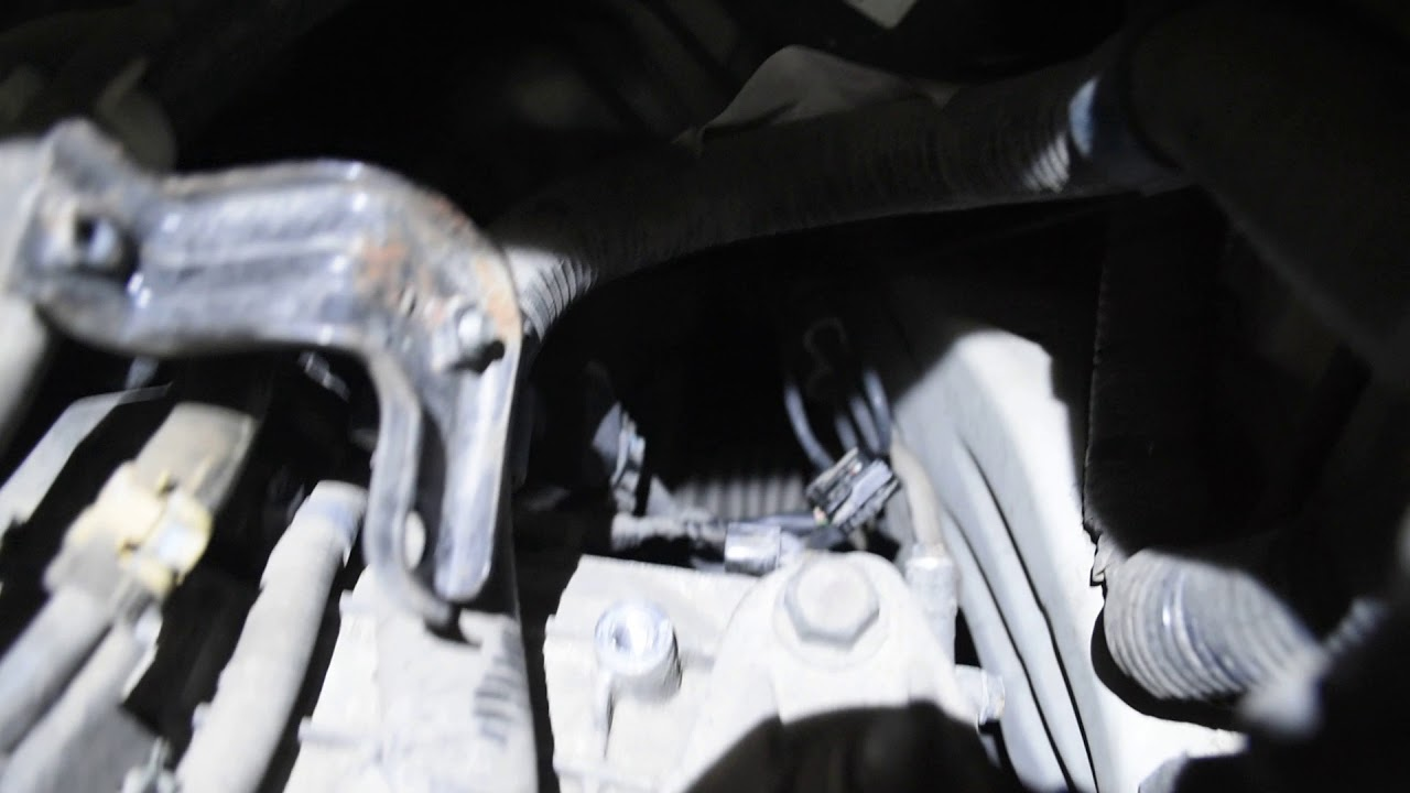 Po843 2009 Honda Civic 2nd Clutch Transmission Fluid Pressure Sensor Replacement Location