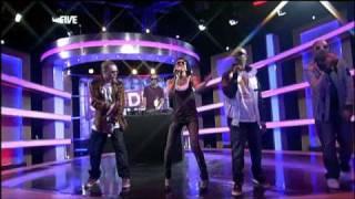 roll deep good times live from studio five copyright five news sky news