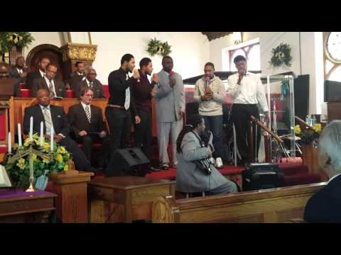 Here In Our Praise - Boys 2 Ministry