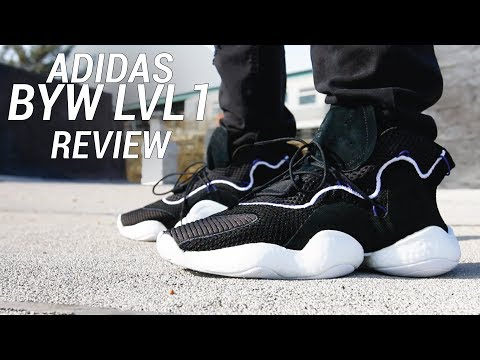 ADIDAS BYW LVL 1 BOOST YOU WEAR REVIEW