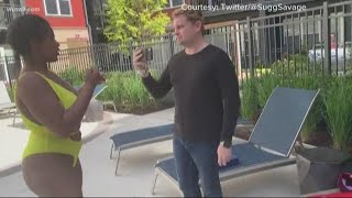 'I'm not a racist' | Man blames autism for calling police on black women at swimming