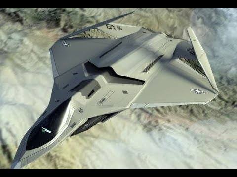 China Researching for New Six-generation Space-air Fighter Jet