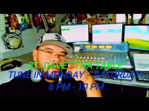 Hot 973 Presents St Dave   Tha Table  Watch & Share