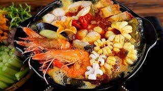 Cách nấu LẨU MẮM Trứ Danh Miền Tây - Món Ăn Ngon