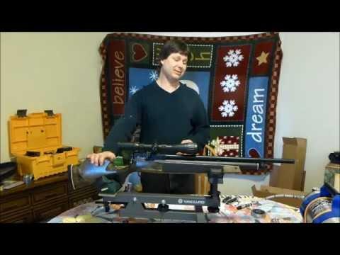 Crickets Review of the Benjamin Marauder 25 caliber