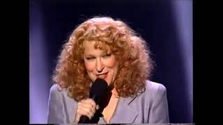 Bette Midler – WIND BENEATH MY WINGS (Live at the Grammy Awards 1990) HQ Audio
