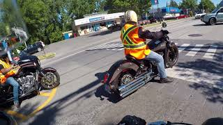 2018 Indian Scout Bobber ABS - Quick Ride and Review
