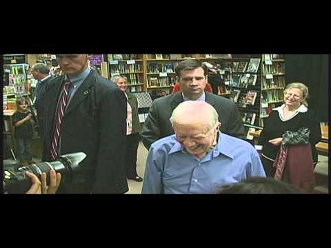 Jimmy Carter visits Kepler's Books and Magazines Menlo Park