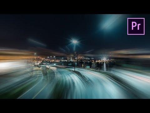 Smooth Hyper-speed Effect ( Timelapse/hyperlapse Effect ) Premiere Pro CC