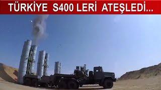 S-400 LERİ ATEŞLEDİK - KOD: ASLA ! BİZİ TEST ETMEYİN...SAVUNMA SANAYİ 2020 TÜRKİYE