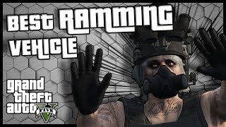The BEST car for ramming TRYHARDS in GTA 5 Online | GTA Geographic
